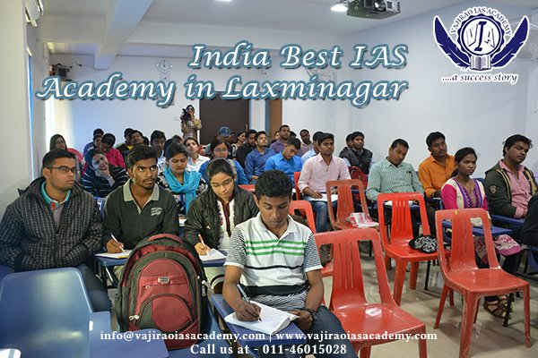 Your #IAS dreams can be the reality with India's best #IASAcademy in Laxminagar.  http://www. vajiraoiasacademy.com / &nbsp;  <br>http://pic.twitter.com/6BefihExhy