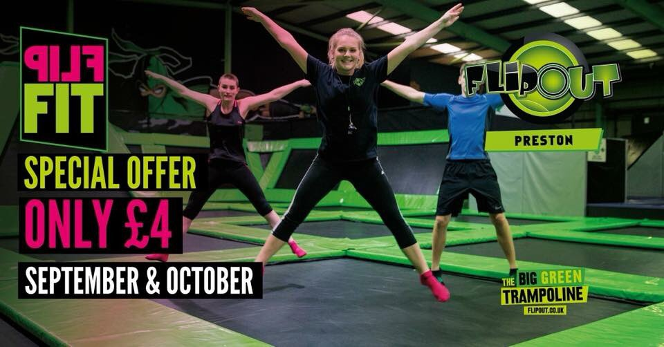 Get FIT for less in September &amp; October!  Pay just £4 instead of £6 for your fitness session. Tuesdays 8pm!  #Preston #Lancashire #Exercise <br>http://pic.twitter.com/Uc1Vo0AVlp