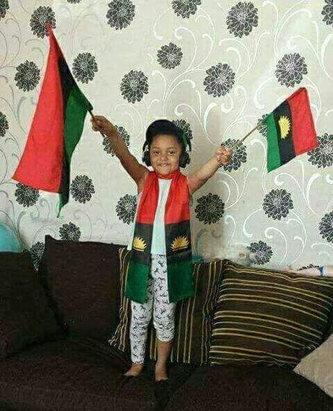 @PunchlineAfric I am a terrorist now, for having a #Biafran Flag. What a Shame #Africa. #BIAFRAEXIT VÍA #REFETENDUM BIAFRANS DECIDE. No War.<br>http://pic.twitter.com/N9tbLsQTnL