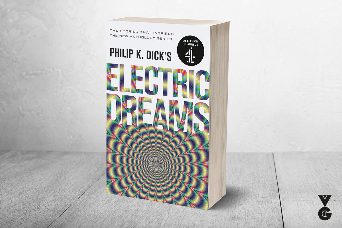 Enjoying @Channel4 #ElectricDreams? Read the stories that inspired the tv series @Gollancz &amp; discover more about star @BryanCranston #books <br>http://pic.twitter.com/uVpsZnNIEV