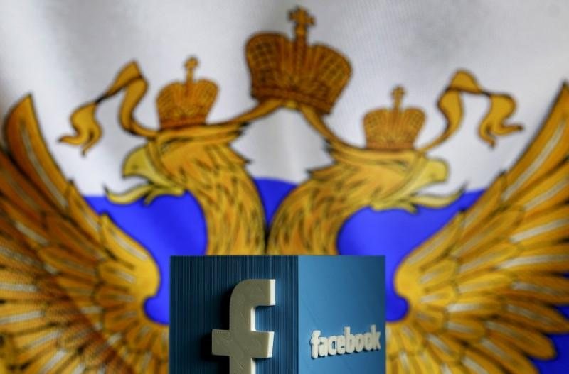 Russia tells Facebook to localize user data or be blocked https://t.co/0nxnirhh56 https://t.co/RzNT8uh7cv