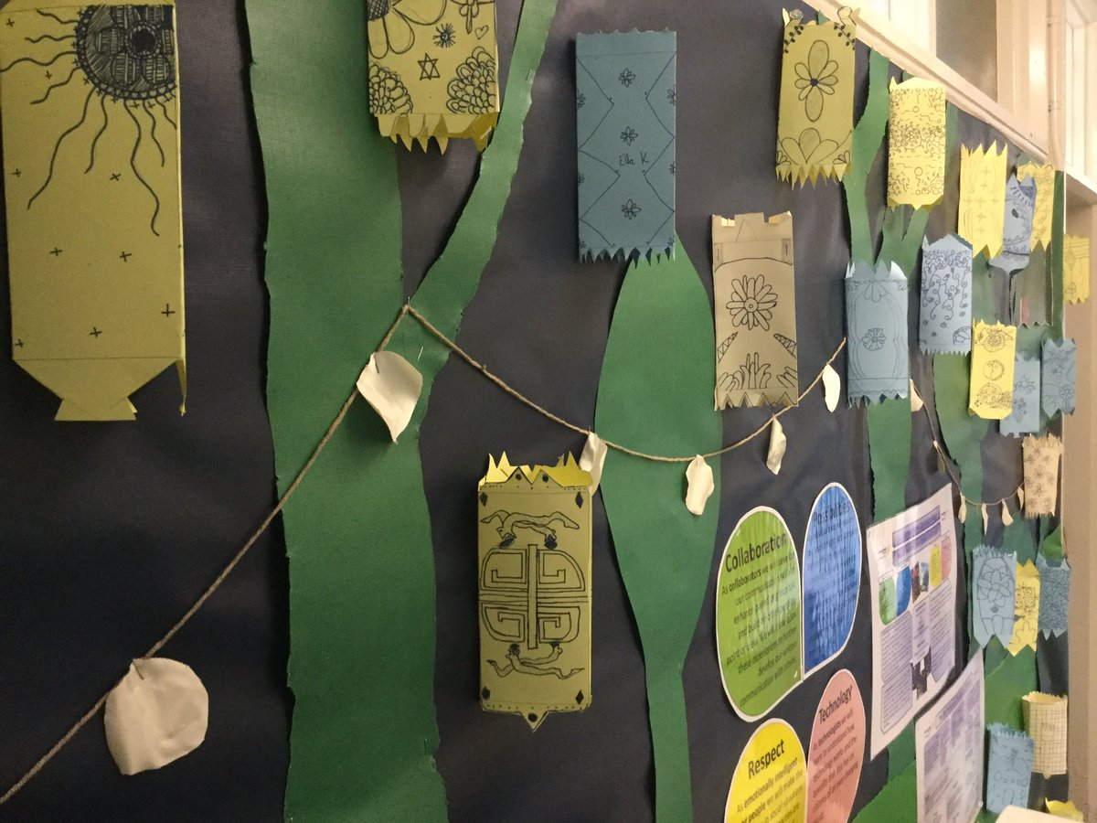 test Twitter Media - Just some examples of the amazing creativity on display around school at the moment... #gorseyart https://t.co/P9OaUBQqtM
