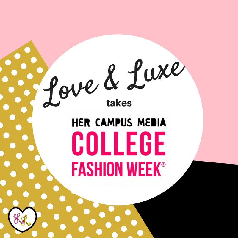 See you Saturday @HerCampusCFW #CollegeFashionWeek #PRESS <br>http://pic.twitter.com/Tv0FjZXrZZ