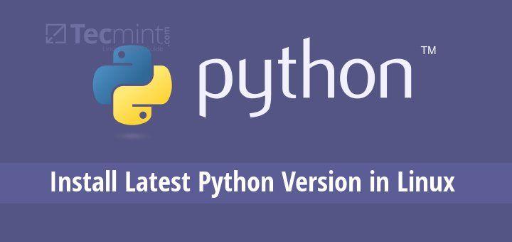 How to Install Python 3.6 in #Linux. #BigData #DataScience #AI #Python #Programming  https:// buff.ly/2jYSDMz  &nbsp;  <br>http://pic.twitter.com/STLD9nyi7E