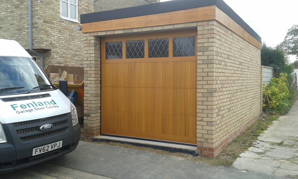 Fenland Garage Doors On Twitter Looking For A More Natural Finish