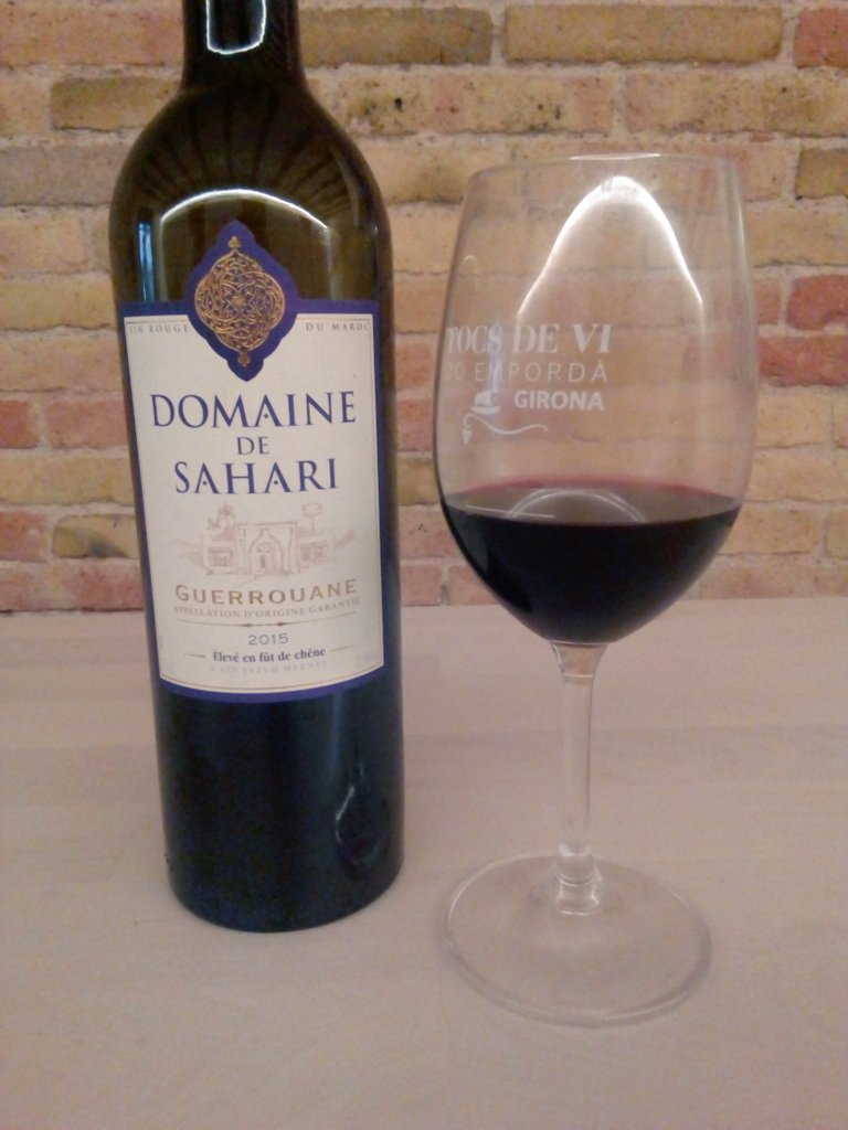 Ever tried a Moroccan wine? Well you should! #winelover <br>http://pic.twitter.com/D8T2iPeb3o