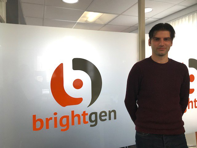 Join us in welcoming Jake to #TeamBrightGen! He&#39;s joined the Service team, providing expert #Salesforce support to our customers every day. <br>http://pic.twitter.com/DBpldHJIS5