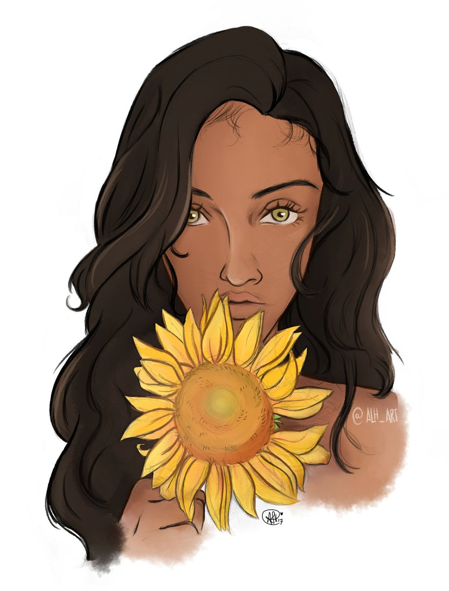 ----- finally got to finish this! Hope you like ot #sunflowers #wolfiecindy @wolfiecindy<br>http://pic.twitter.com/XaN6IeBP6B