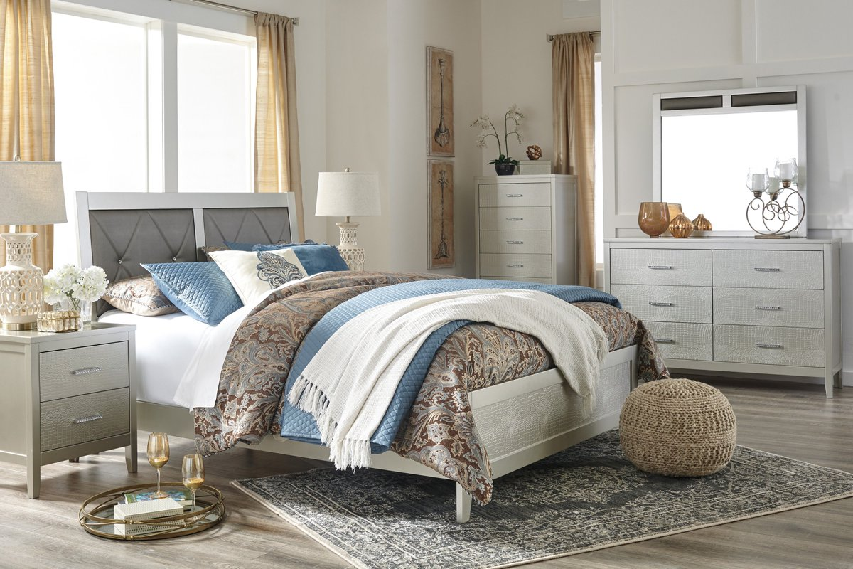 Kimbrell S Furniture On Twitter 6 Pc Queen Bedroom Package 999
