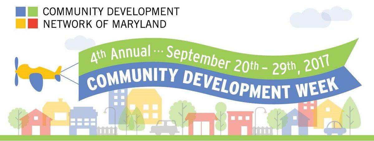 TODAY! #CommunityDevelopment Week discusses #affordablehousing &amp; health.  http:// conta.cc/2x9WFqj  &nbsp;  <br>http://pic.twitter.com/G67StTkaM6