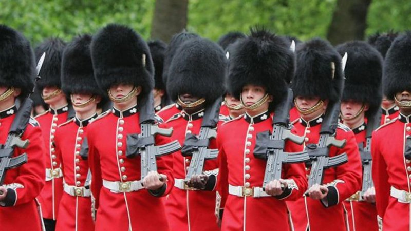 #monarchy #petition #animalrights FFS Buckingham palace stop use real bear skin parade hats  https://www. change.org/p/ministry-of- defence-stop-using-real-bear-fur-for-buckingham-palace-guards &nbsp; … <br>http://pic.twitter.com/0eOqijH1rO