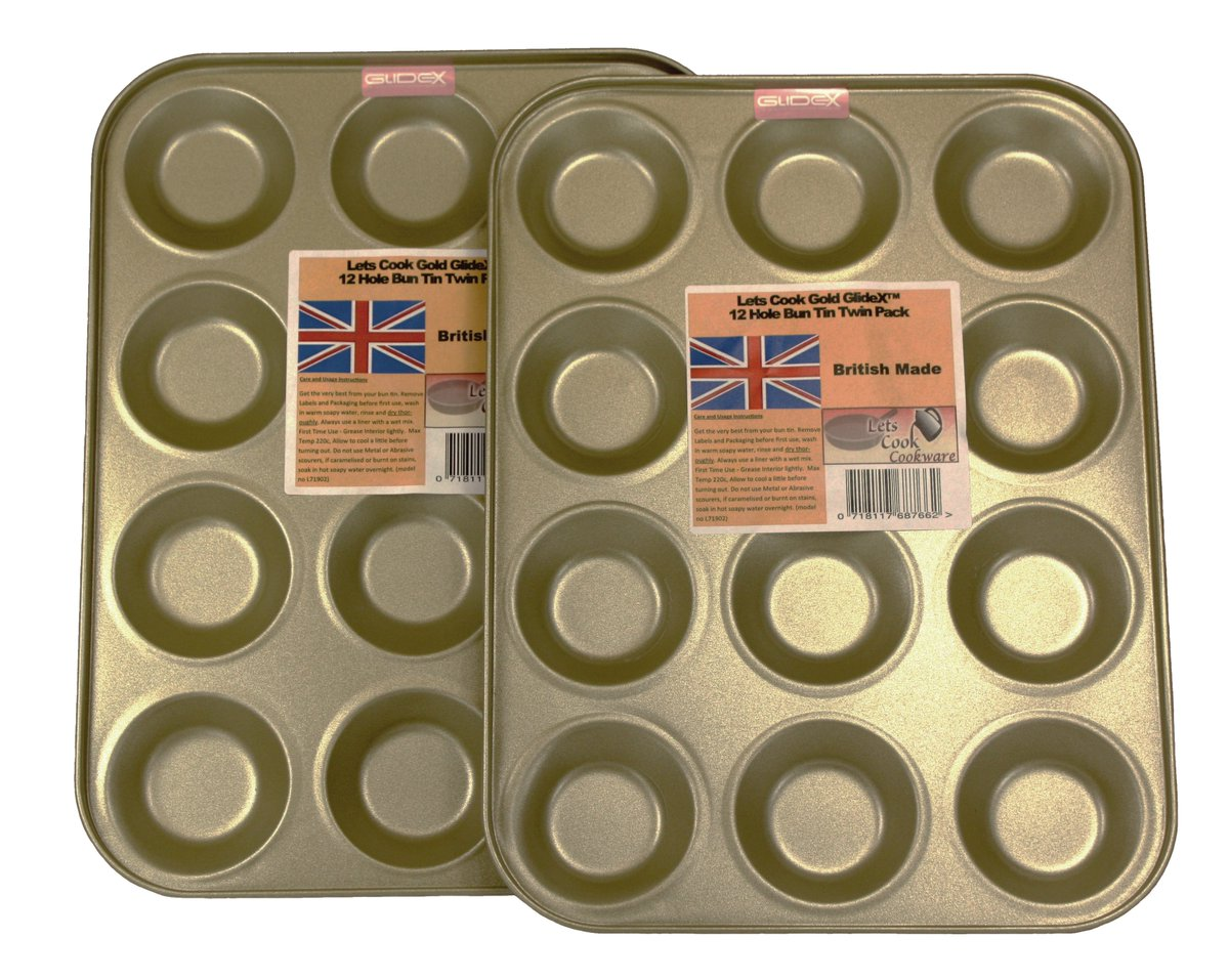With #Xmas coming up.. Don&#39;t forget your Mince Pie / #Bun Trays   https://www. amazon.co.uk/gp/search/ref= sr_nr_n_0?fst=as%3Aoff&amp;rh=n%3A11052681%2Cn%3A3000327031%2Ck%3Alets+cook+mince+pie&amp;keywords=lets+cook+mince+pie&amp;ie=UTF8&amp;qid=1506419424&amp;rnid=3147411 &nbsp; …   #mincepie #fairycake #bake #glidex #Teflon #gold<br>http://pic.twitter.com/ni3DlMC8iC