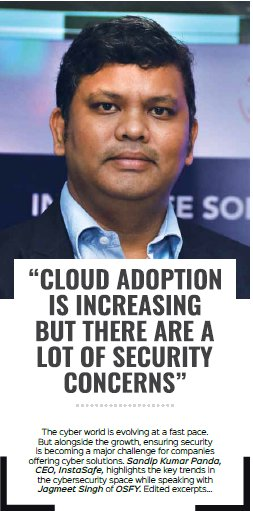 Check out @sandipkp interview with @OpenSourceForU #cloudsecurity #infosec #cybersecurity #opensource #cyberpolicy  http:// bit.ly/2yq6dLg  &nbsp;  <br>http://pic.twitter.com/JjxnMy4ihJ