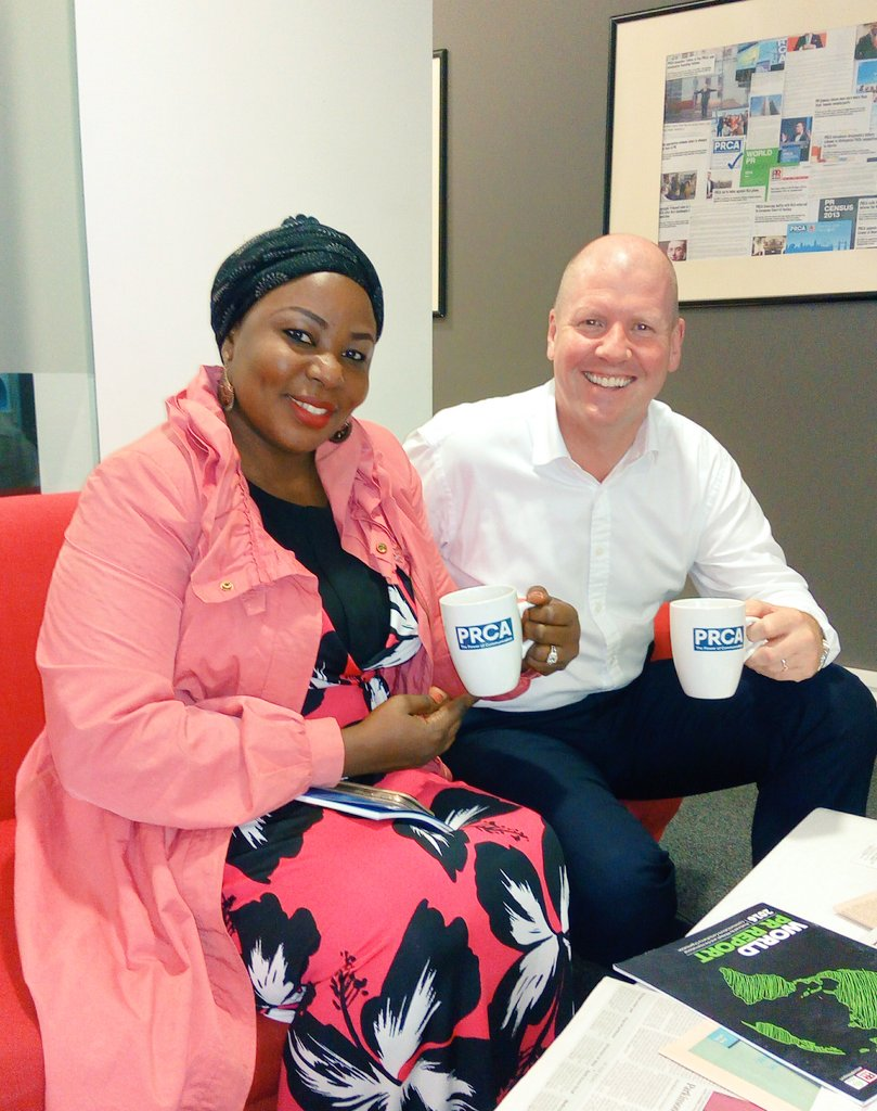 Exploring the power of #Communication and #PR with @PRCA_UK @ICCOpr Membership/Partnerships Director - Steve Miller MPRCA #TeaTime <br>http://pic.twitter.com/JxmpQMoPBO