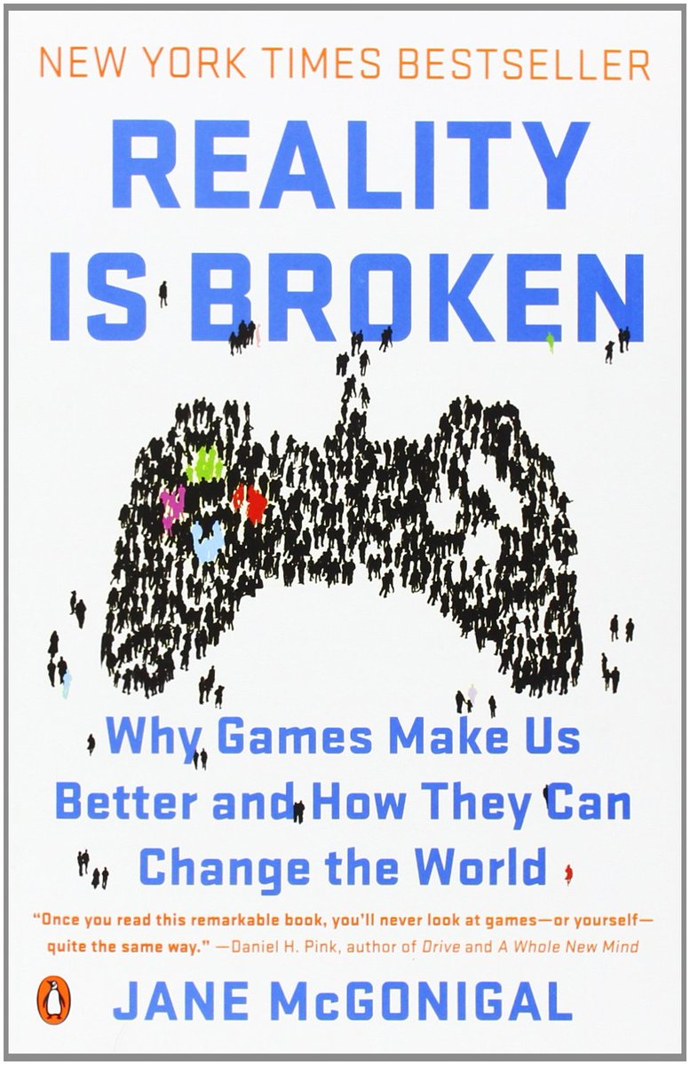 reality is broken summary Jane mcgonigal: reality is broken jane mcgonigal thinks reality is broken you'll have seen a summary of the main ideas behind this book.