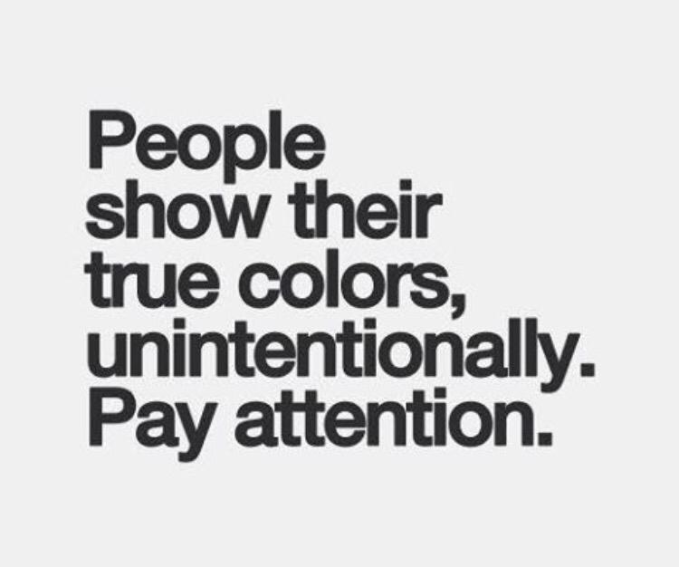 People will tell you everything about themselves even unintentionally. You just have to pay attention. #relationships #dating #love #wisdom <br>http://pic.twitter.com/hBYrYEluwY