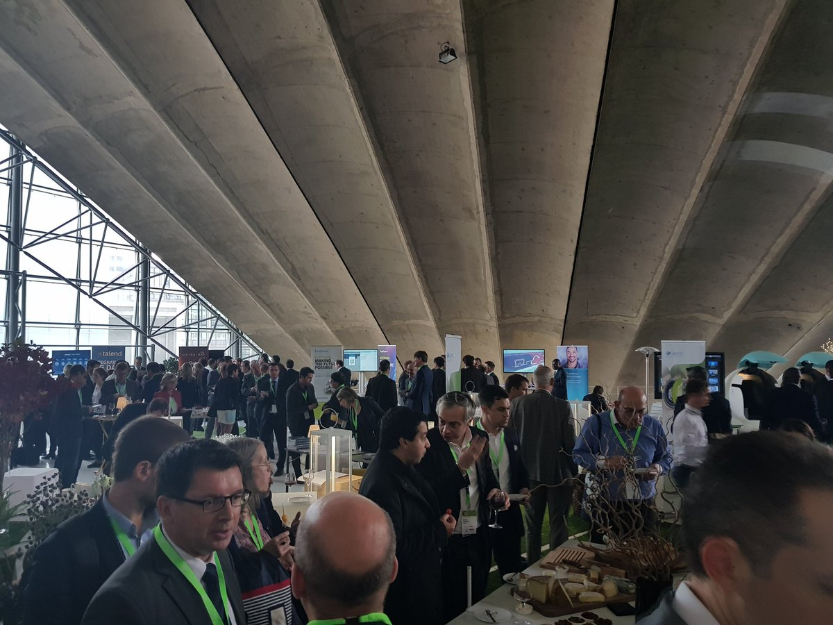 #CWIN17 Paris is magic ! Full rooms,  Congrats to the team ! @capgeminifrance @CapgeminiAIE @Capgemini @a_lallouet #innovation <br>http://pic.twitter.com/ixiChdBa9Y