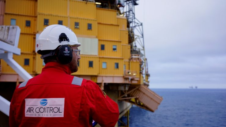 Aberdeen-based #drone company Air Control Energy (Ace) has carried out a live inspection of a North Sea installation @aircontenergy  #drones <br>http://pic.twitter.com/KQepNML7I6