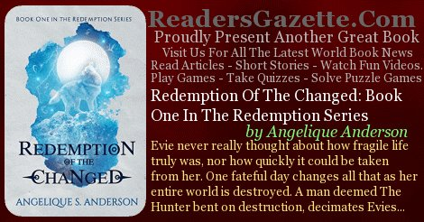 Redemption Of The Changed: Book One In The Redemption Series @authorasandersn #Fantasy #Fairytale  http:// readersgazette.com/world/moreinfo /B01E62K70A/ &nbsp; …   #books 9 <br>http://pic.twitter.com/TX9dJSwRmC