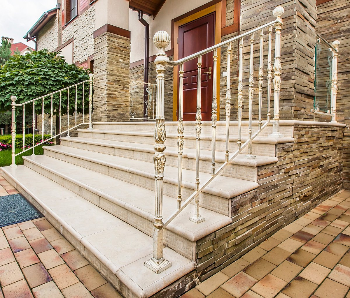 согласился красивые входные лестницы в дом фото крыльцо спортом