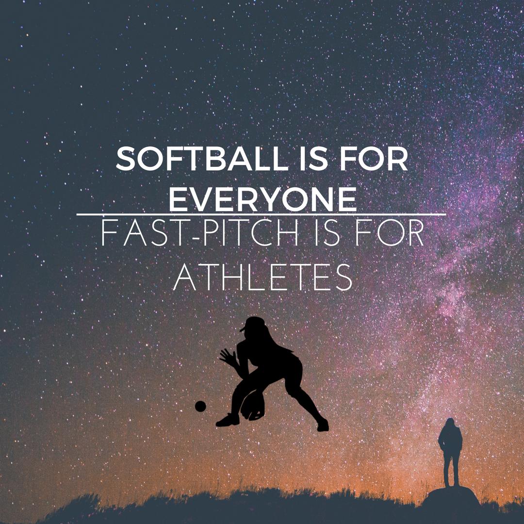 You know this. #Softball #SoftballPlayer #SoftballDreams #Sports <br>http://pic.twitter.com/ndjjj2a1WF