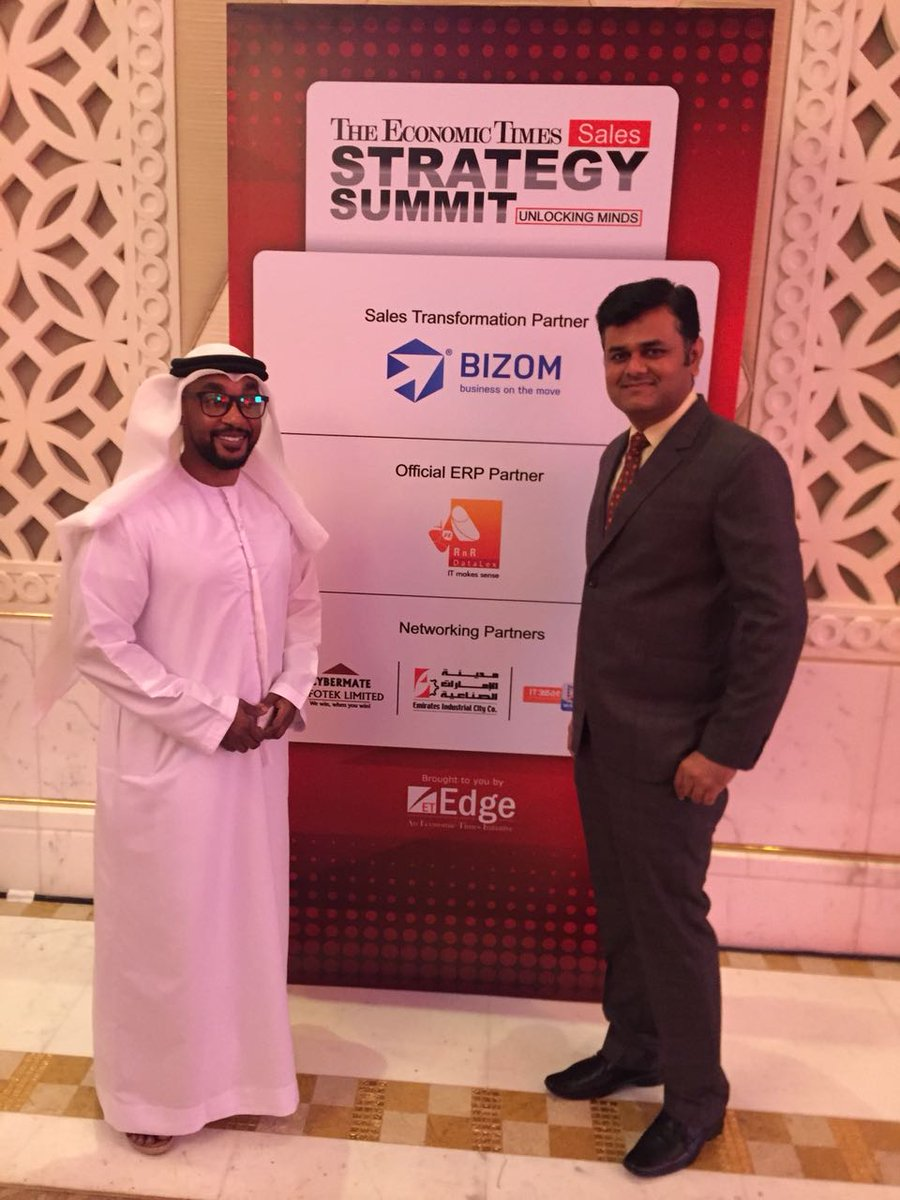 RnR DataLex is honored to be confederated with ET Sales Strategy Summit.  #UAE #SalesChannel #ETSalesSummit    http://www. rnrdatalex.com  &nbsp;  <br>http://pic.twitter.com/LzaLJ6KP0C