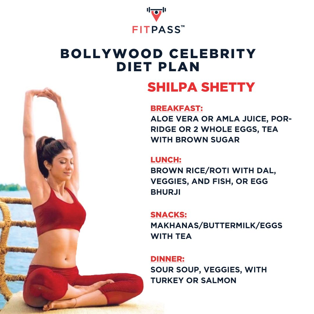 Fitpass On Twitter Shilpa Shetty S Fitness Mantra Shilpashetty Diet Dieting Yoga Exercise Workingoutshouldworkout