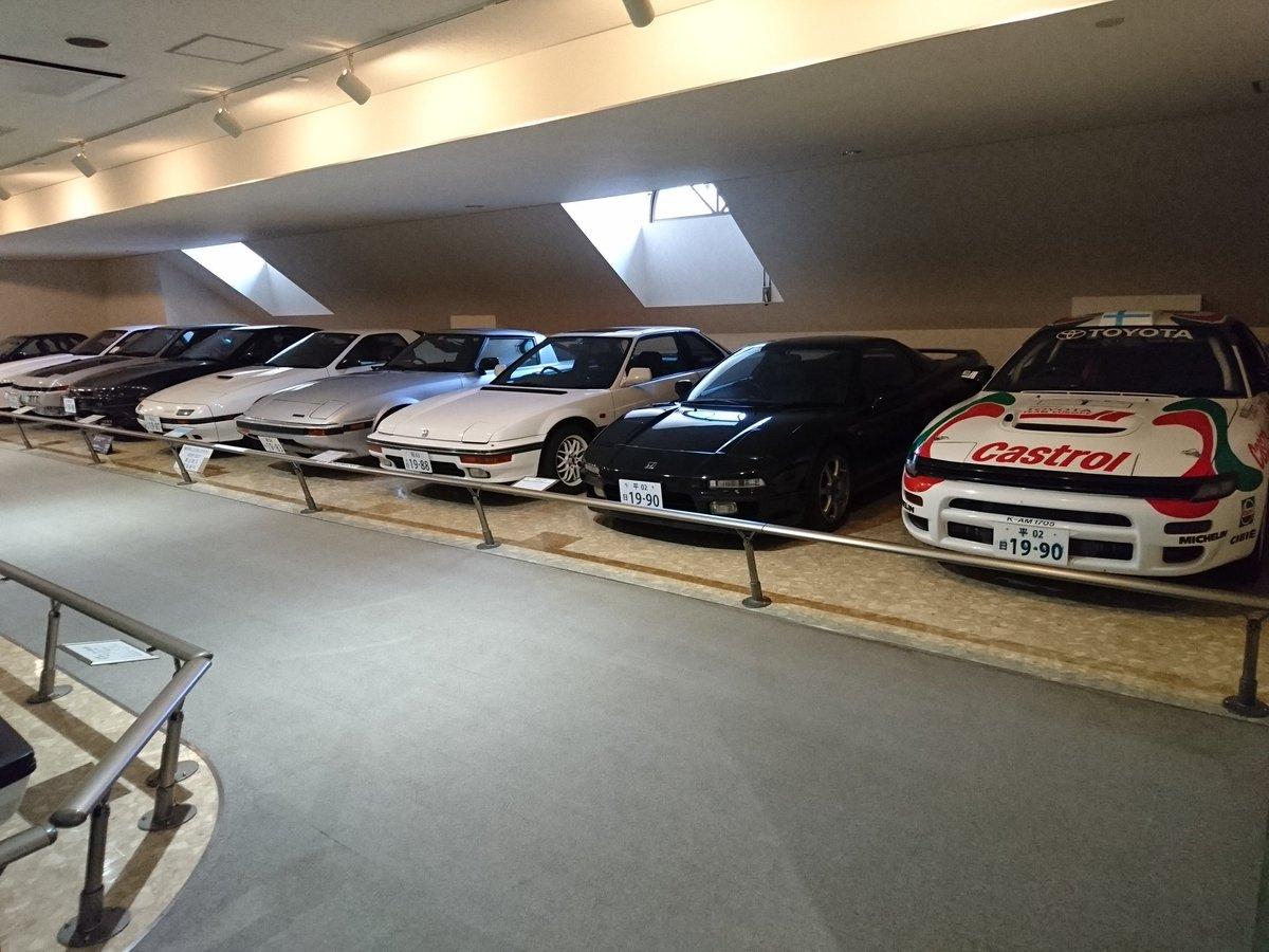 石川県にある日本自動車博物館。オタクなら行くべき。絶対に。ラインアップが激アツすぎる。 pic.twitter.com/KNBb0QVqfH