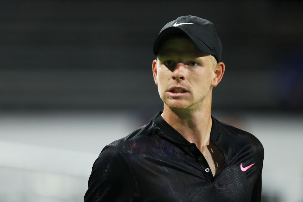 Kyle Edmund has returned from injury and...