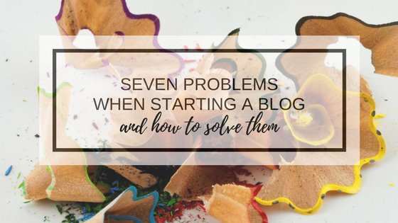 Blogging is great, isn&#39;t it? Unless you can&#39;t get started. Seven common problems &amp; solutions. #contentmarketing   https:// buff.ly/2xqA49v  &nbsp;  <br>http://pic.twitter.com/eYvMbVS5ta