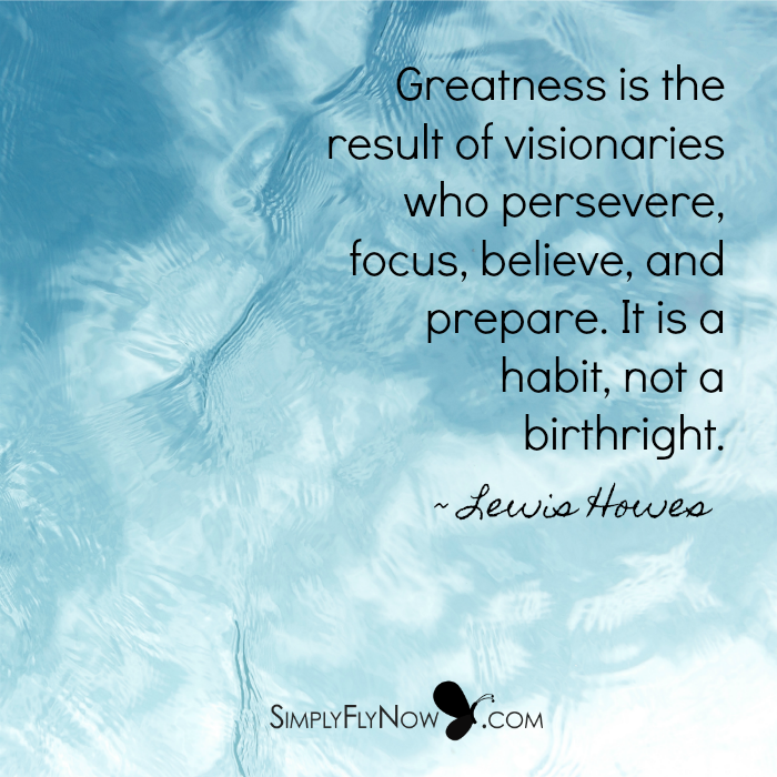 Make greatness a habit.  #Quote by @LewisHowes   https:// simplyflynow.com/blog/the-habit -of-greatness/ &nbsp; …   #SimplyFlyNow #SmallBusiness #entrepreneurs #SuccessTRAIN<br>http://pic.twitter.com/56gpkxJ0rf