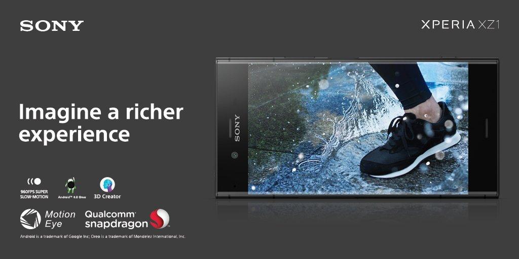 Sony Xperia ZA on Twitter: