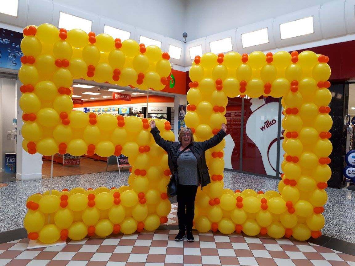 A couple more pics from @CrossgatesSC who celebrated their 50th #birthday last week #wow #fun #balloonsgarforth #children <br>http://pic.twitter.com/L1mwp3LcsP