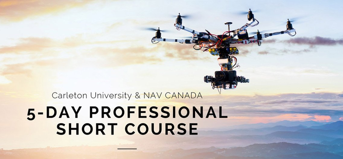 Spots remain! One-of-a-kind Professional Short Course on #UAV with #CU &amp; @navcanada Oct 23-27 More Info:  http:// bit.ly/2xv9aOh  &nbsp;    #drones <br>http://pic.twitter.com/iSURUzx3YB