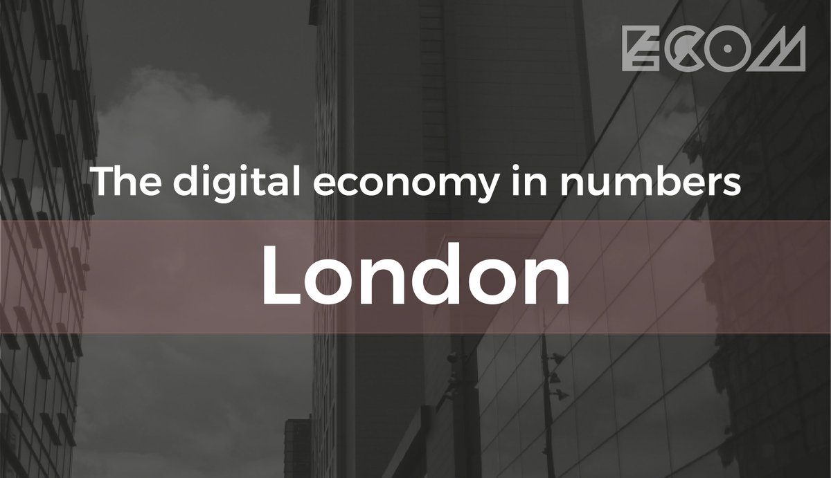 What does the #DigitalEconomy look like in #London? Find out in our #infographic --&gt;  http:// bit.ly/2xDA05H  &nbsp;   #digital<br>http://pic.twitter.com/7fgXJuDGRr