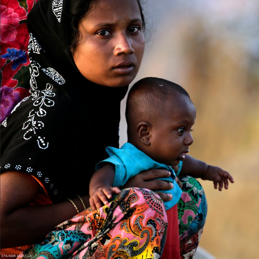 #Myanmar: UN experts condemn ongoing persecution of #Rohingya communities as thousands flee to Bangladesh  http:// ow.ly/X4Ue30fqQQ0  &nbsp;  <br>http://pic.twitter.com/BvEGYMmyno