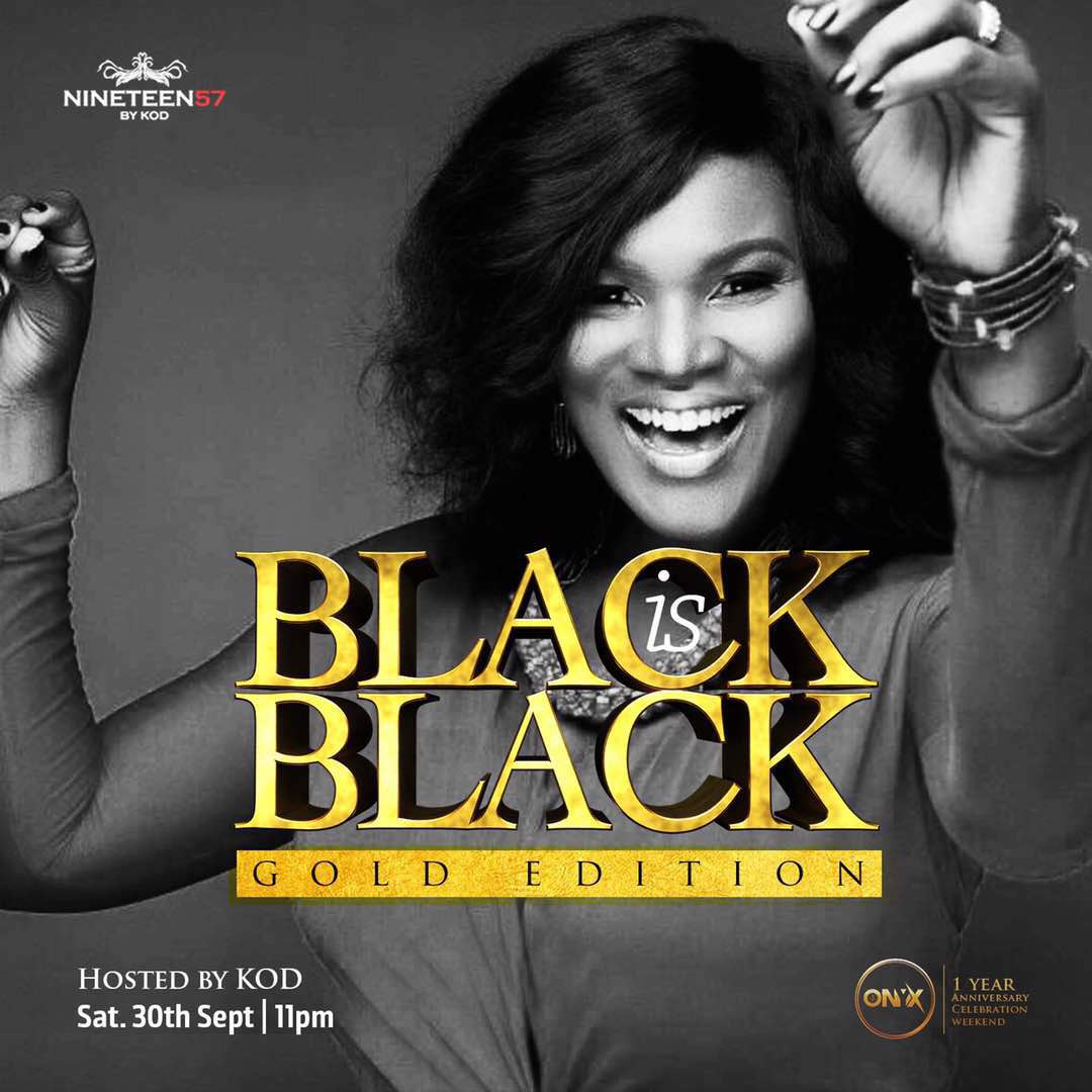 The 3rd edition was But the #GoldenEdition will blow ur #Mind . we Promise n we always deliver, #DontBeLeftOut #BlackisBlack4 #TeamKODgh<br>http://pic.twitter.com/syEFVj0Wsy