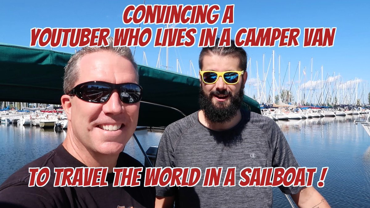 Cruising Sailboat Vs Camper Van.  Which should you travel in? http:// bit.ly/2imcOhg  &nbsp;   @CruisingOffDuty #Sailing #Drones <br>http://pic.twitter.com/LimgGl4UGH