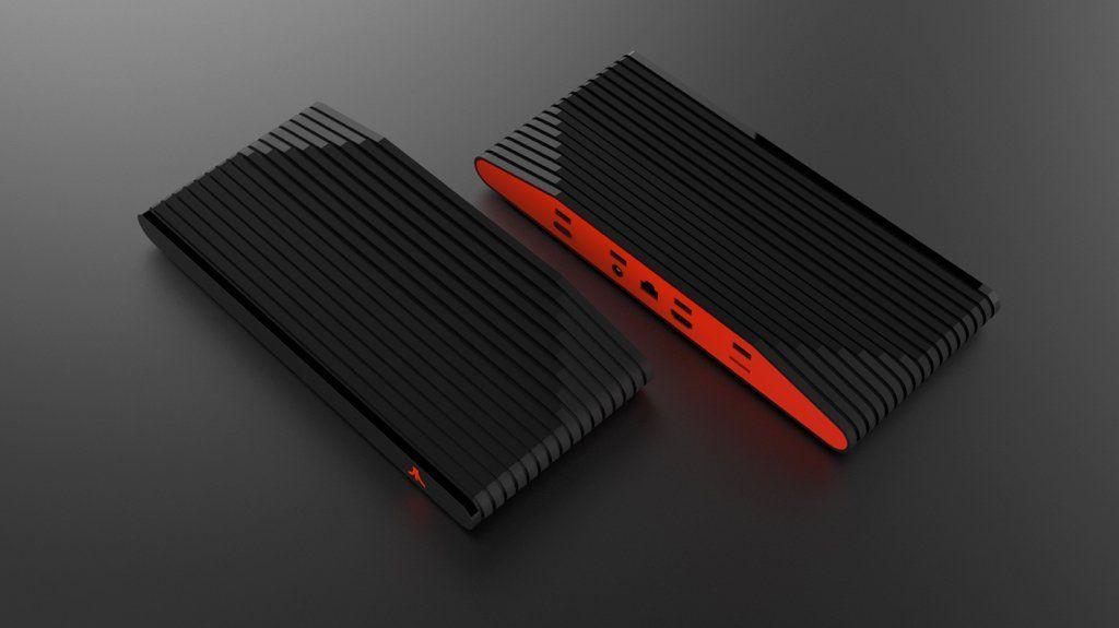 L'Ataribox embarquera une puce AMD, tournera sous Linux et coûtera au minimum 250 $ - https://t.co/oXu0xELqVD