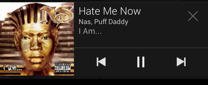 #np Hate me now- Nas ft Puff Daddy #HipHop <br>http://pic.twitter.com/GIEgK1MDQJ