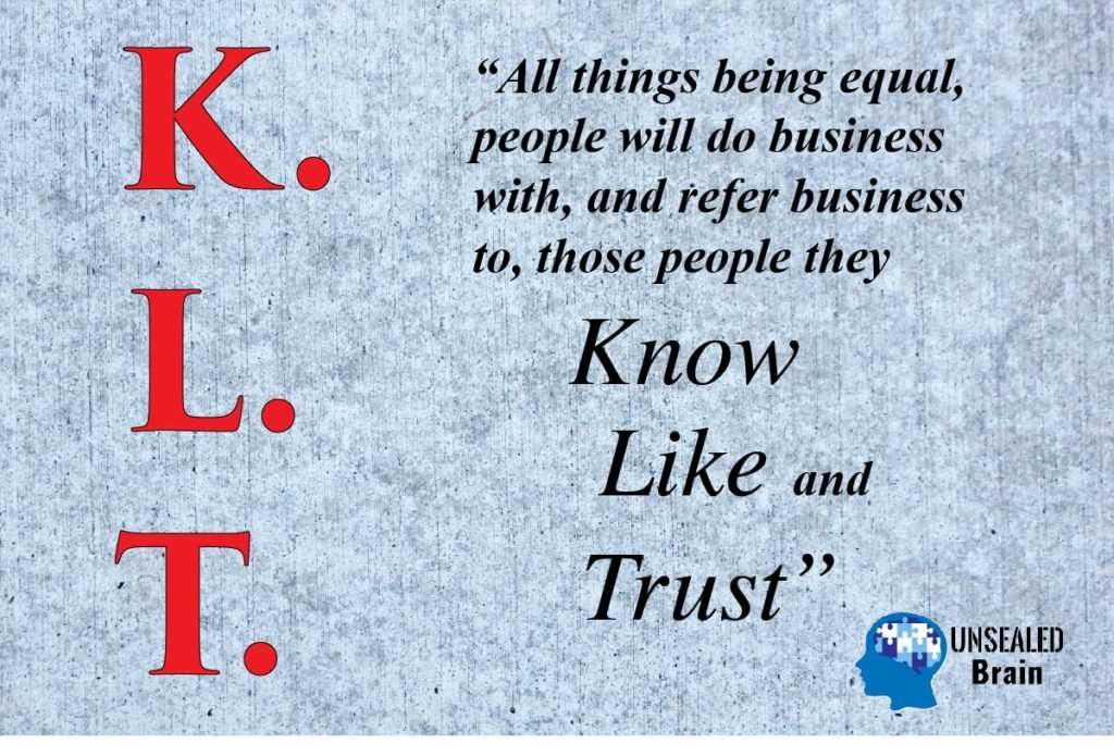 &quot;The preference for working with those that we know like and trust is a remnant of our&quot;  https:// goo.gl/tUKCkM  &nbsp;   #Career #Influence<br>http://pic.twitter.com/0LBj0TX8f2