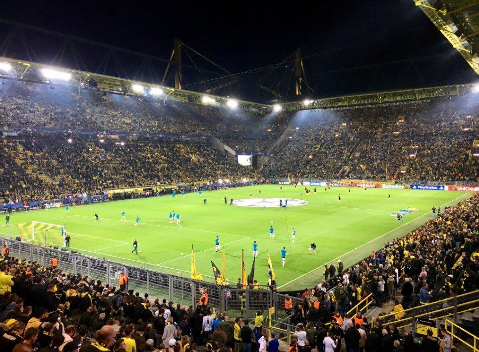 Real Madrid vence 3-1 al Borussia Dortmund
