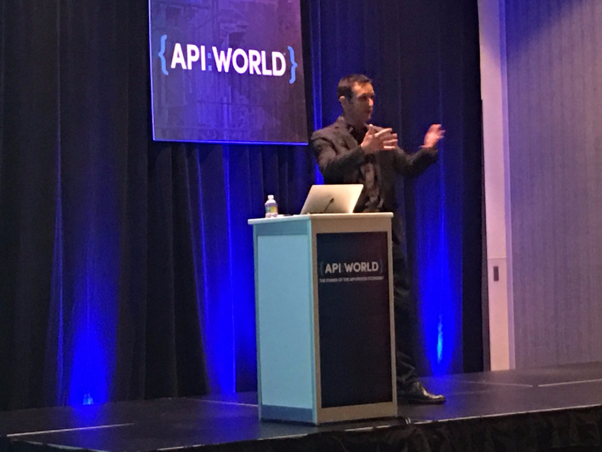Did you miss our @APIWorld talk? Visit Booth 301 to learn about #API #integration. And don&#39;t miss our talk tomorrow!  http:// sched.co/C5lZ  &nbsp;  <br>http://pic.twitter.com/uzpkHmcP23