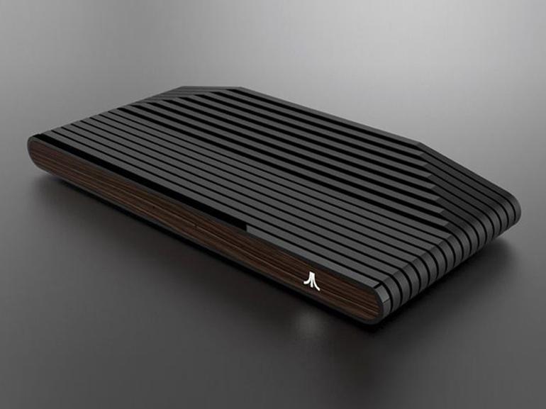 Ataribox : la sortie début 2018 à 250/300 dollars avec Linux et un CPU AMD https://t.co/SI3HNKm99i