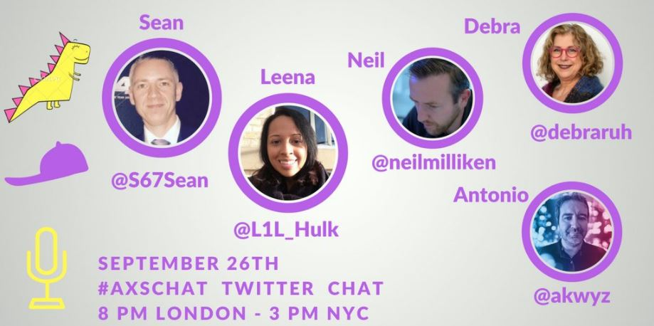 TODAY 3pmET at #AXSChat: What is your #learning style + how does it impact your education + employment? See all Qs  http://www. axschat.com/axschat-questi ons/ &nbsp; … <br>http://pic.twitter.com/oClVGVLivF