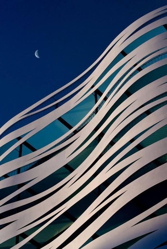 Suites Avenue Aparthotel  Toyo Ito #Barcelona  photo by Darrell Godliman #architecture   https:// buff.ly/2xFI46i  &nbsp;  <br>http://pic.twitter.com/13HjbnxPHD