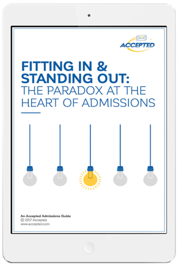 How do you fit in and stand out during the #gradschool admissions process? Read our free guide to find out!  https:// hubs.ly/H08KSX30  &nbsp;  <br>http://pic.twitter.com/IQjxFbx3Mz