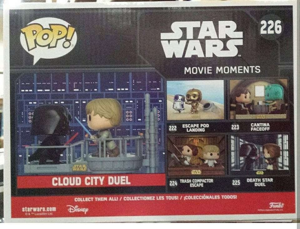 Funko Pop Collector On Twitter Star Wars Cloud City Duel Wedge Antilles In Snow Speeder Funko Popvinyl Popcollector Funko Starwars