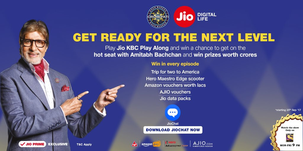 Reliance Jio on Twitter: