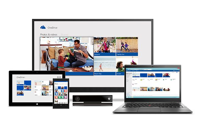 Microsoft updating OneDrive with better web UI and sharing options